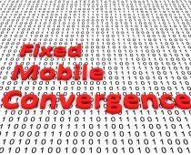 携帯電話と固定電話が融合「FMC」でスマホの内線可が実現!