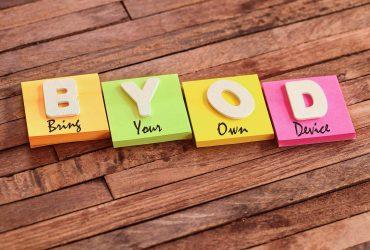 「BYOD」とは?社員のスマホ(携帯)を業務で利用!クラウドPBXとの相性が◎