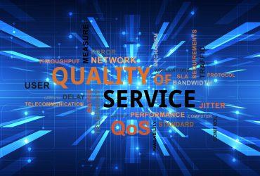 クラウドPBXの「QoS」とは?サービスの品質を保つための技術!